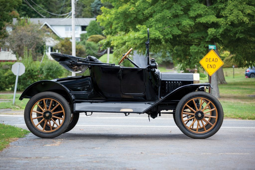 FORD USA MODELE T  cabriolet 1915