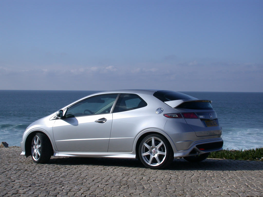 HONDA CIVIC Type R berline 2007