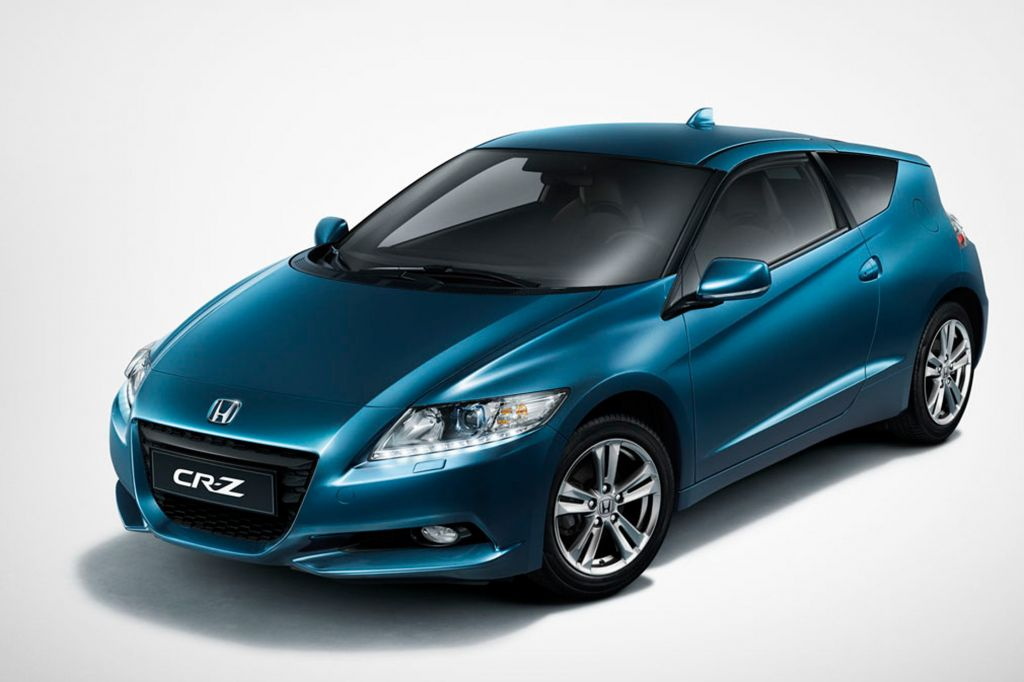photo honda cr z hybride coup 2010 m diatheque. Black Bedroom Furniture Sets. Home Design Ideas