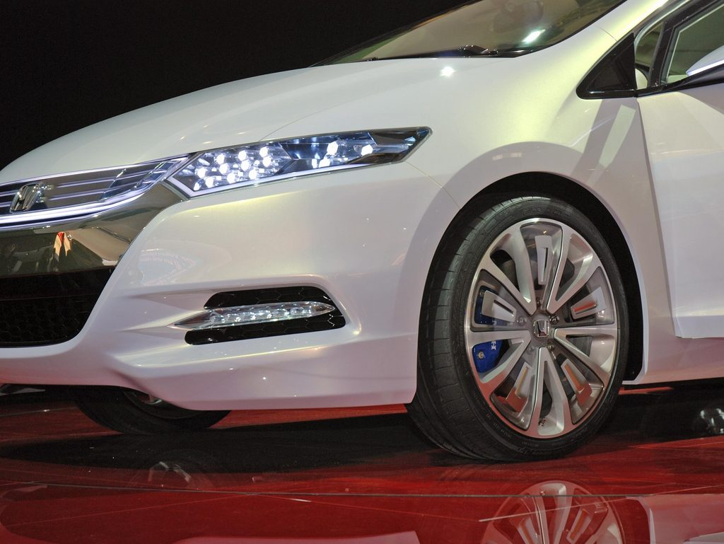 HONDA INSIGHT Hybrid concept-car 2008