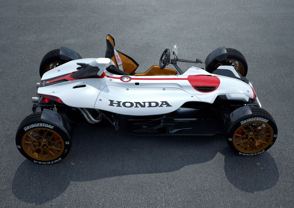 HONDA PROJECT 2-4 Concept concept-car 2015