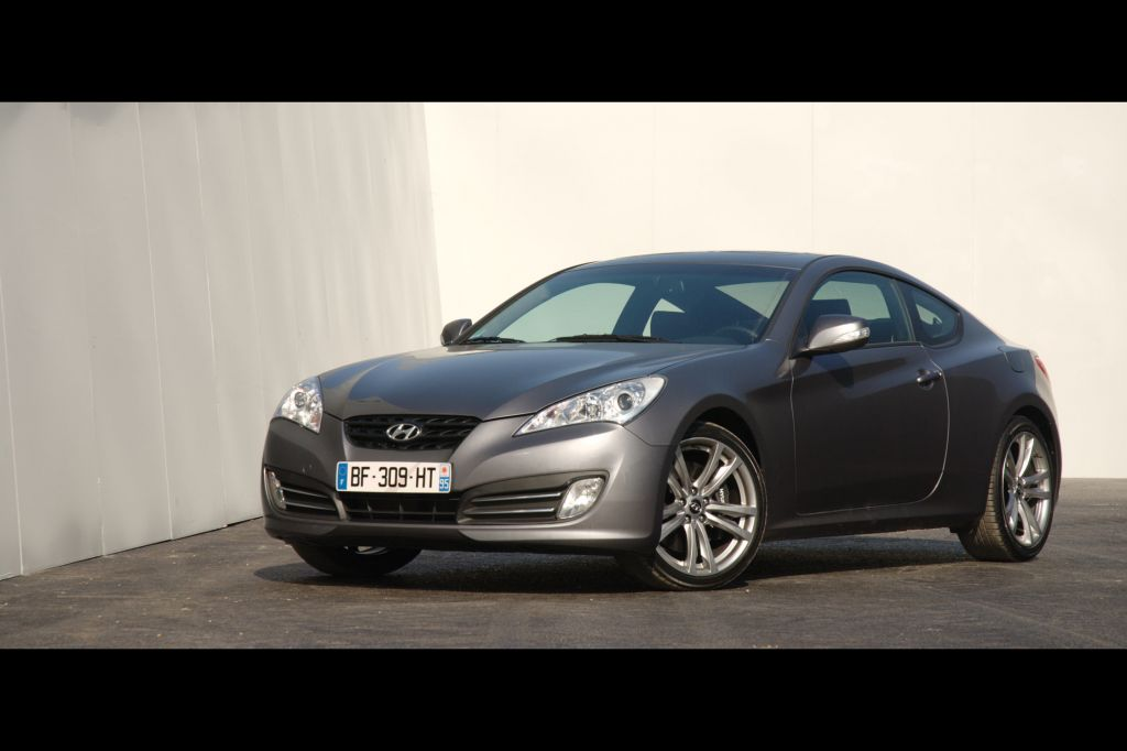 Hyundai genesis coupe 3 8 submited images