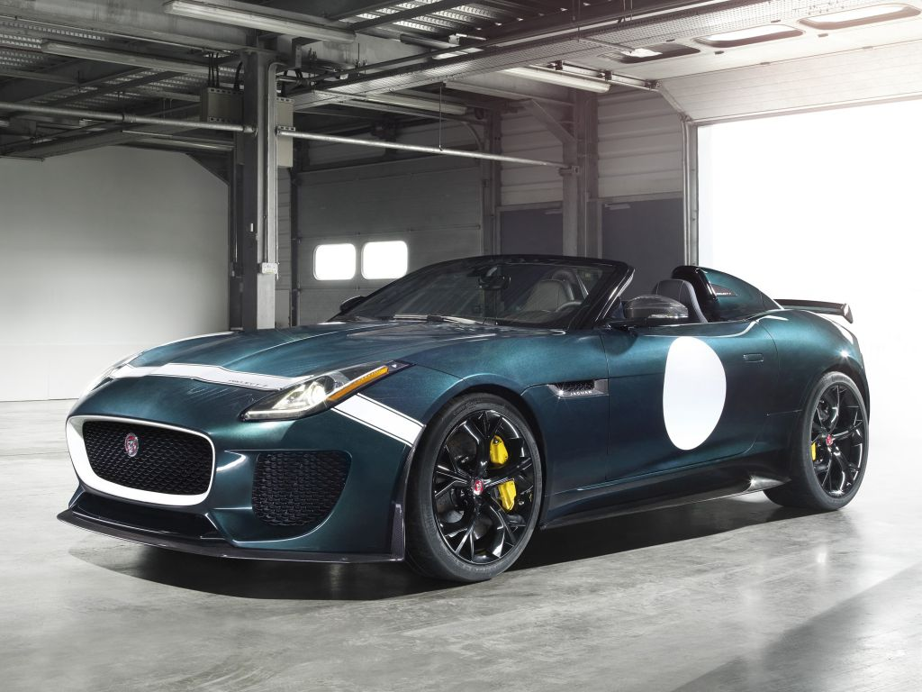 JAGUAR F-TYPE Project 7 cabriolet 2014