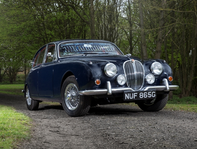 JAGUAR MARK 2 240 berline 1968