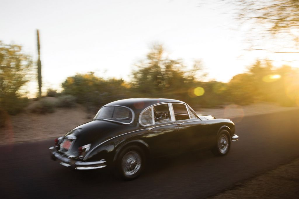 JAGUAR MARK 2 3.8 berline 1960