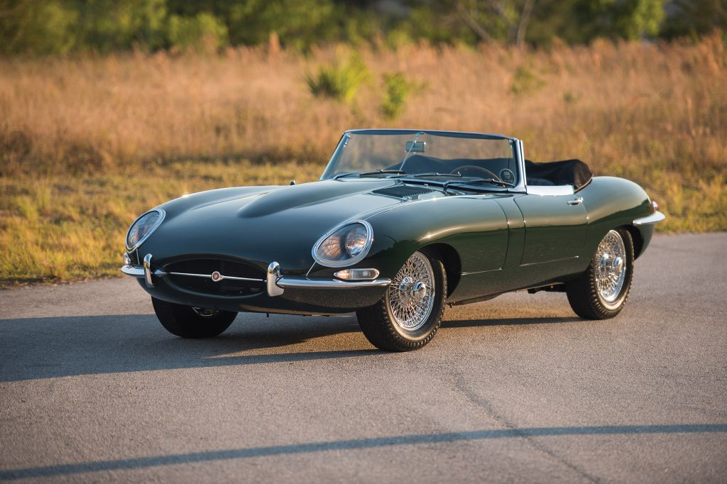 photo jaguar type e s rie 1 4 2l cabriolet 1967 m diatheque. Black Bedroom Furniture Sets. Home Design Ideas