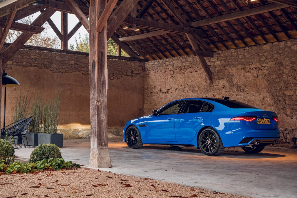 JAGUAR XE Reims Edition berline 2019