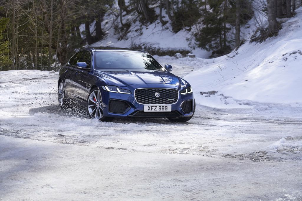 JAGUAR XF (II)  berline 2020
