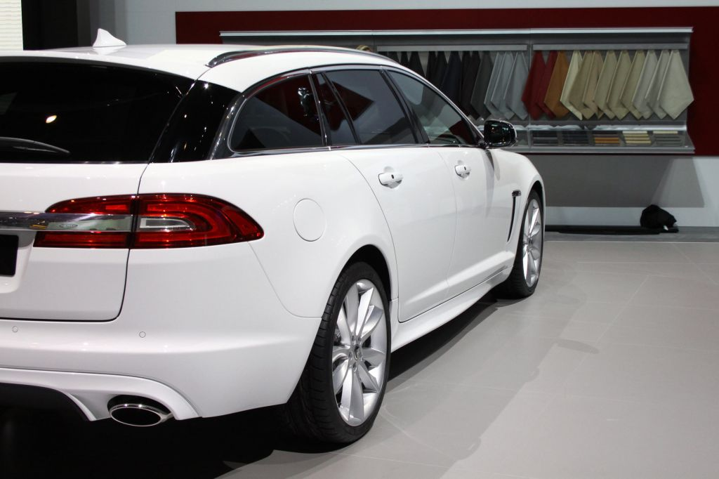 JAGUAR XF SPORTBRAKE  break 2012