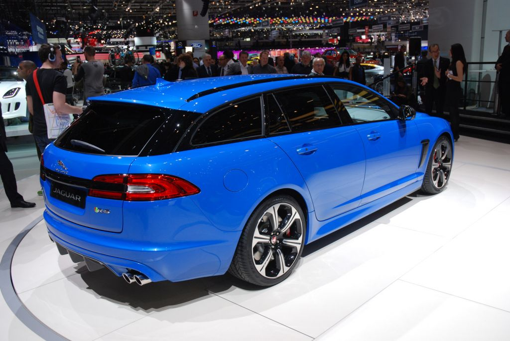 JAGUAR XFR S Sportbrake break 2014