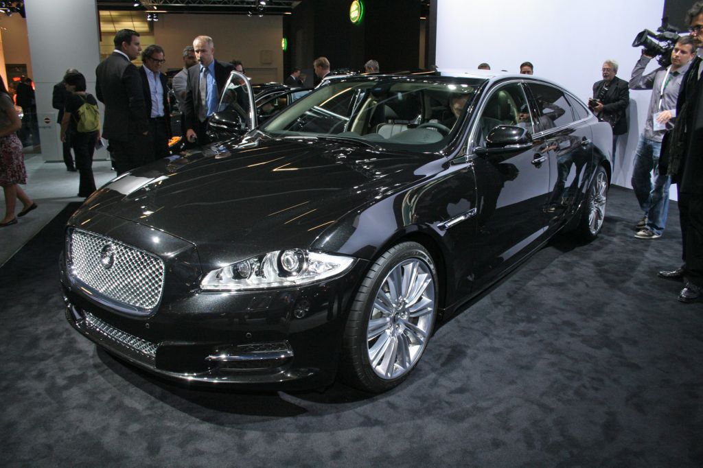 JAGUAR XJ  berline 2010