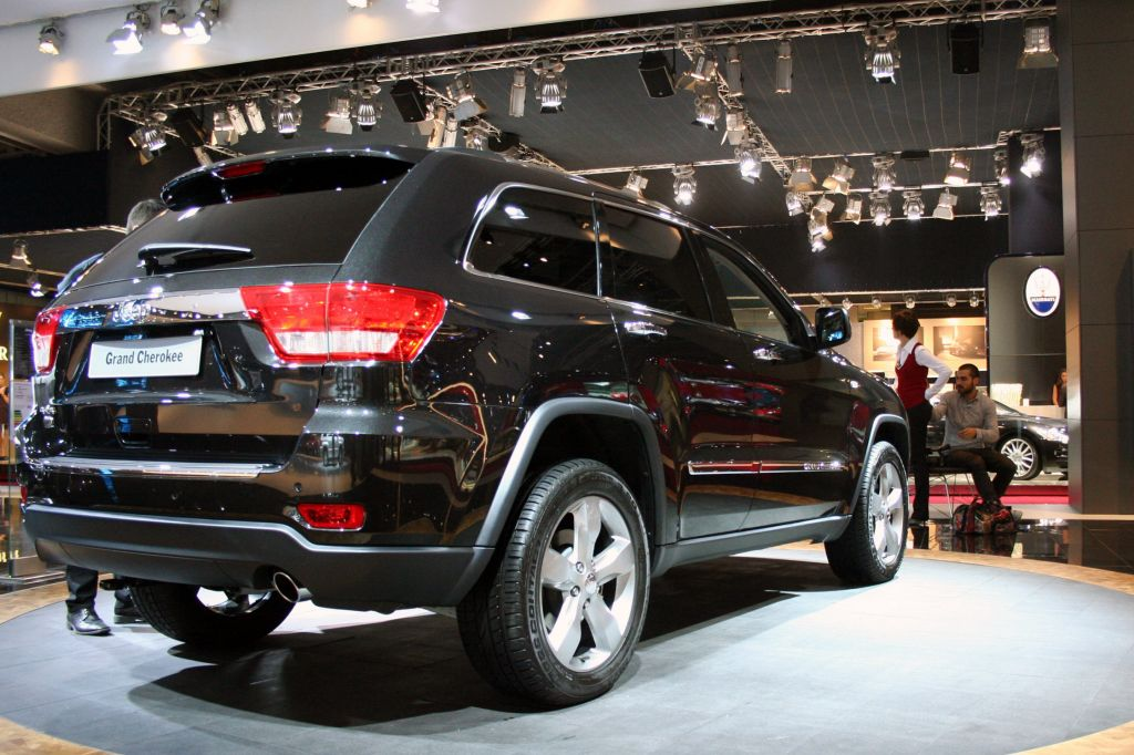 JEEP GRAND CHEROKEE  SUV 2010
