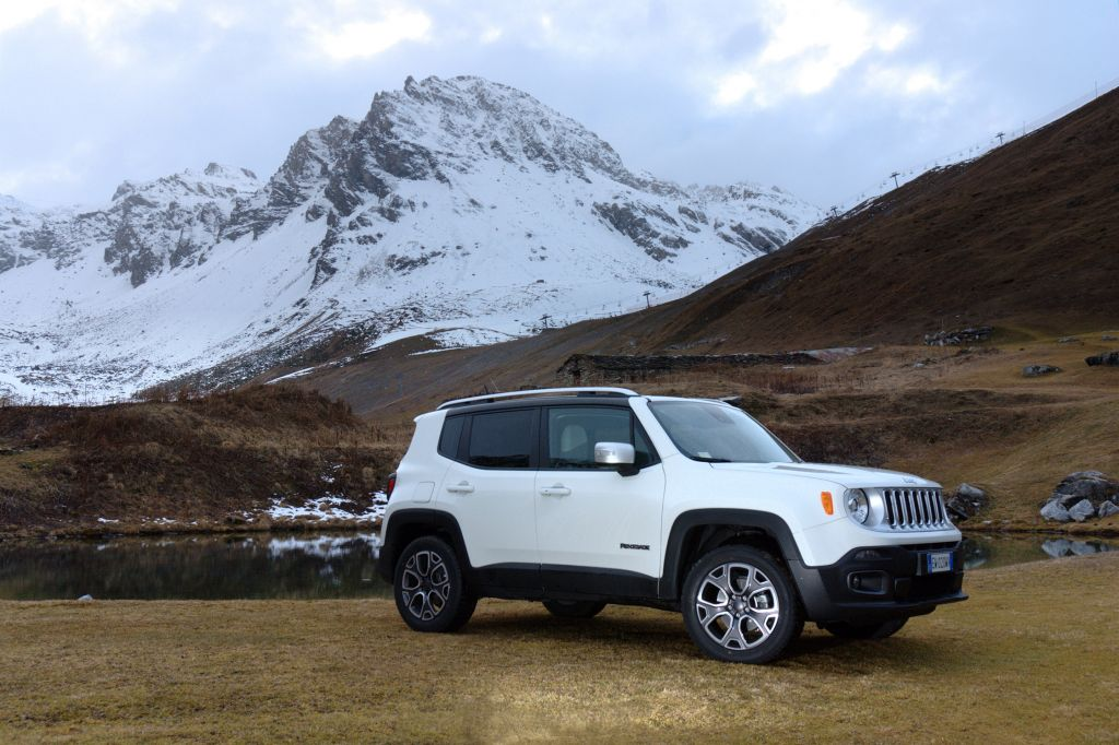 JEEP RENEGADE 2.0 Multijet 140 SUV 2014