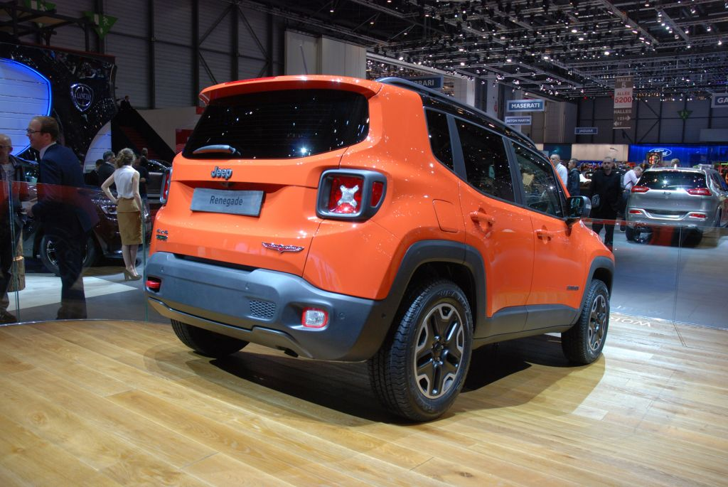 JEEP RENEGADE  4x4 2014