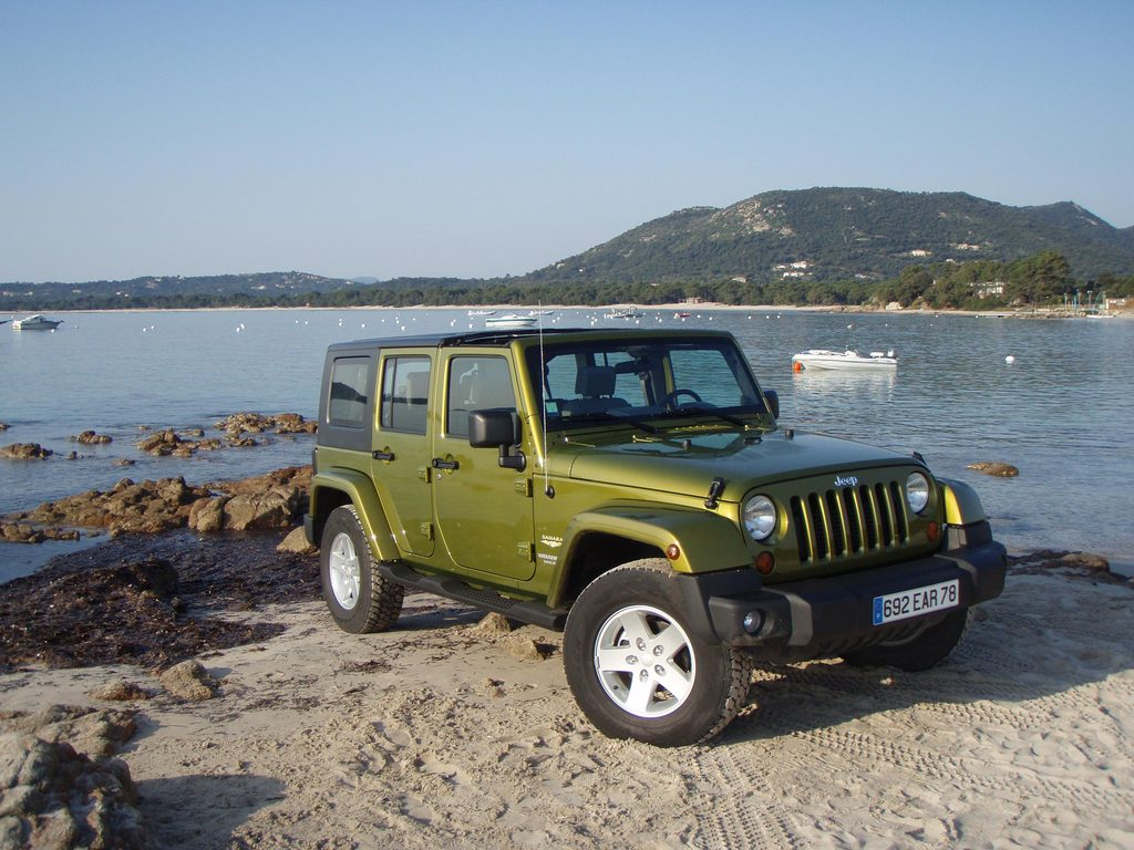 JEEP WRANGLER (JK) Unlimited 2.8 CRD 177ch 4x4 2007