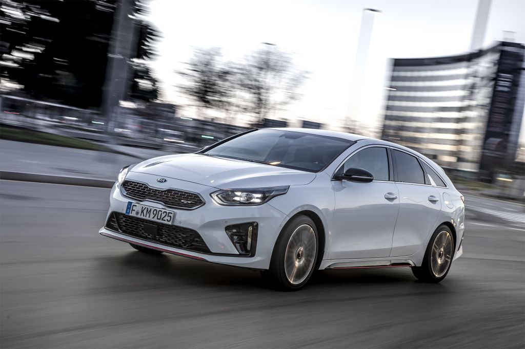 KIA PROCEED GT 1.6 T-GDi 204 ch break 2018