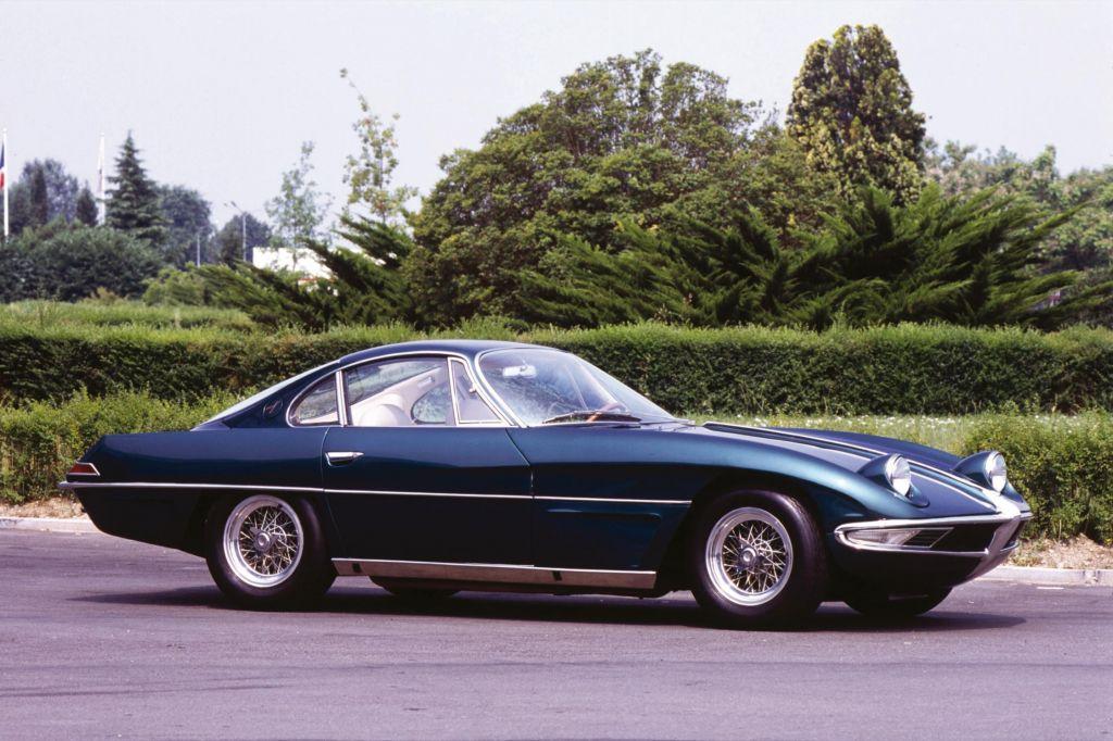 Photo Lamborghini 350 Gtv 3 5 V12 Coup 233 1960 M 233 Diatheque