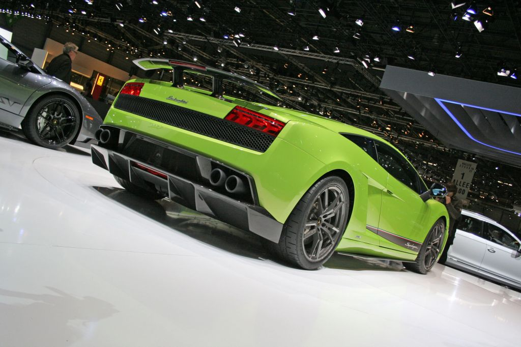 LAMBORGHINI GALLARDO LP570-4 Superleggera coupé 2010