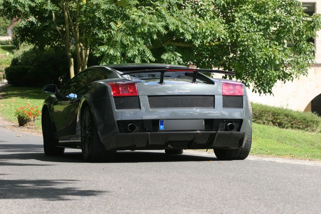 LAMBORGHINI GALLARDO Superleggera 5.0 V10 530 ch coupé 2007