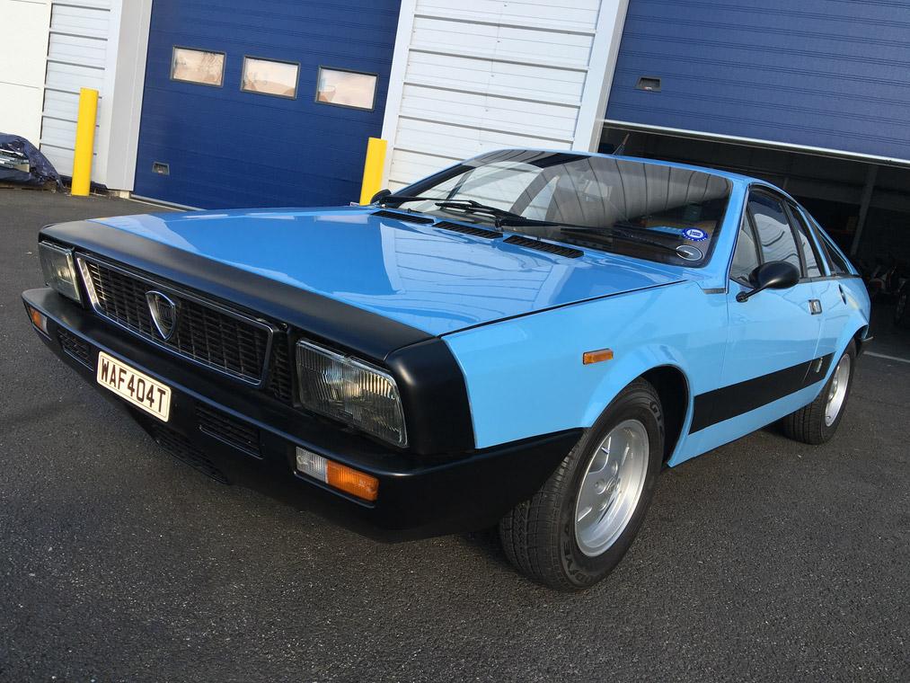 Photo Lancia Montecarlo 2 0 Coup U00e9 1978