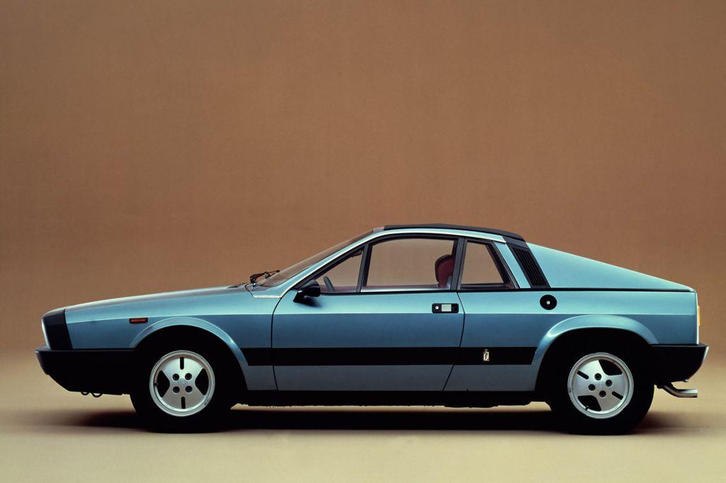 Photo Lancia Montecarlo 2 0 Coup U00e9 1980