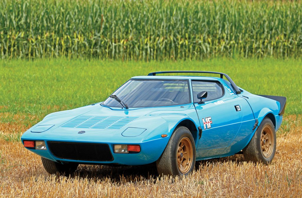 LANCIA STRATOS  coupé 1975