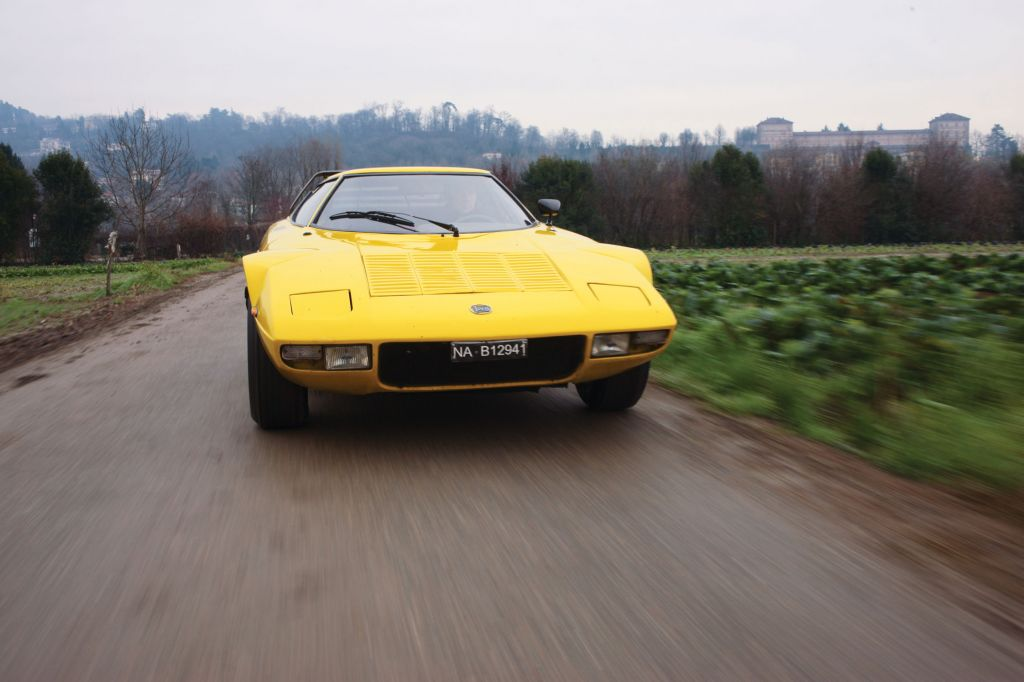 LANCIA STRATOS V6 coupé 1977