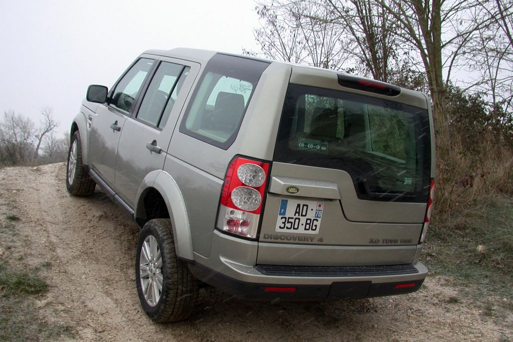 LAND ROVER DISCOVERY (IV) TDV6 3.0 4x4 2009