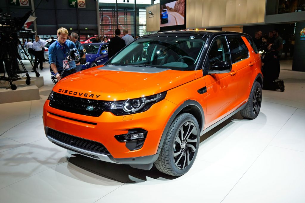 LAND ROVER DISCOVERY SPORT  4x4 2014