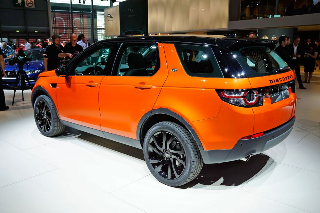 LAND ROVER DISCOVERY SPORT  4x4 2015