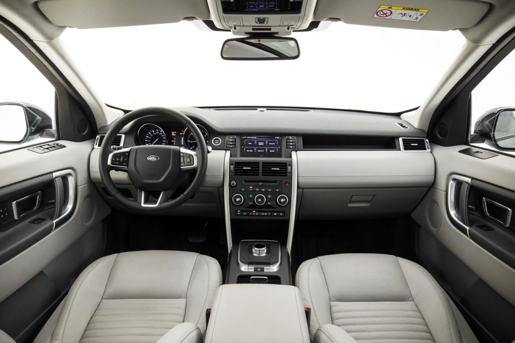 LAND ROVER DISCOVERY SPORT SD4 SUV 2015