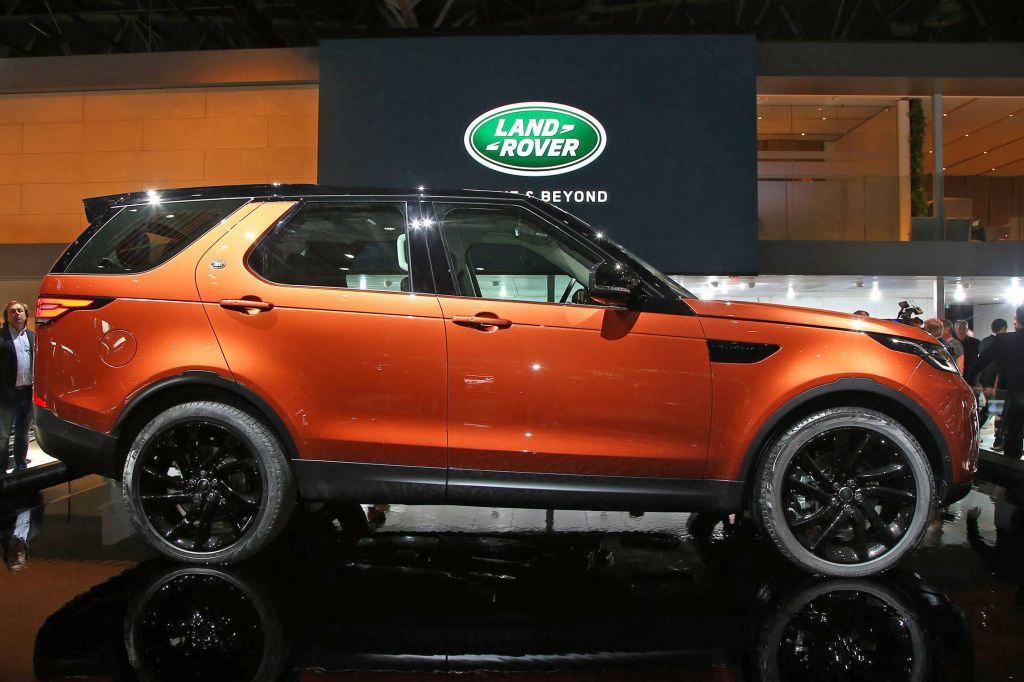 LAND ROVER DISCOVERY (V)  4x4 2017