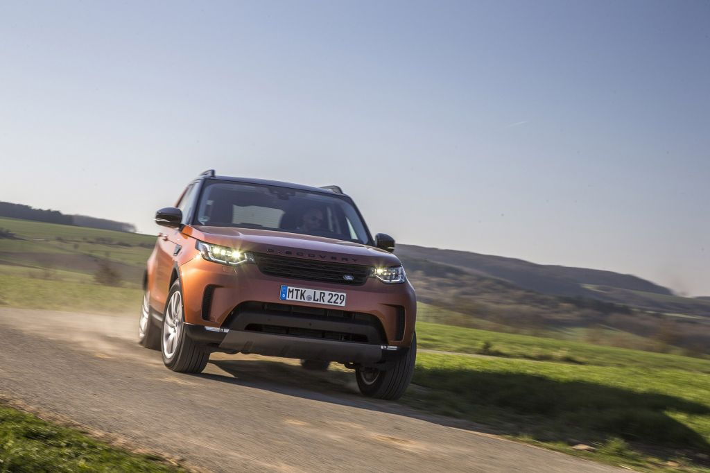LAND ROVER DISCOVERY (V) Td6 HSE 4x4 2017