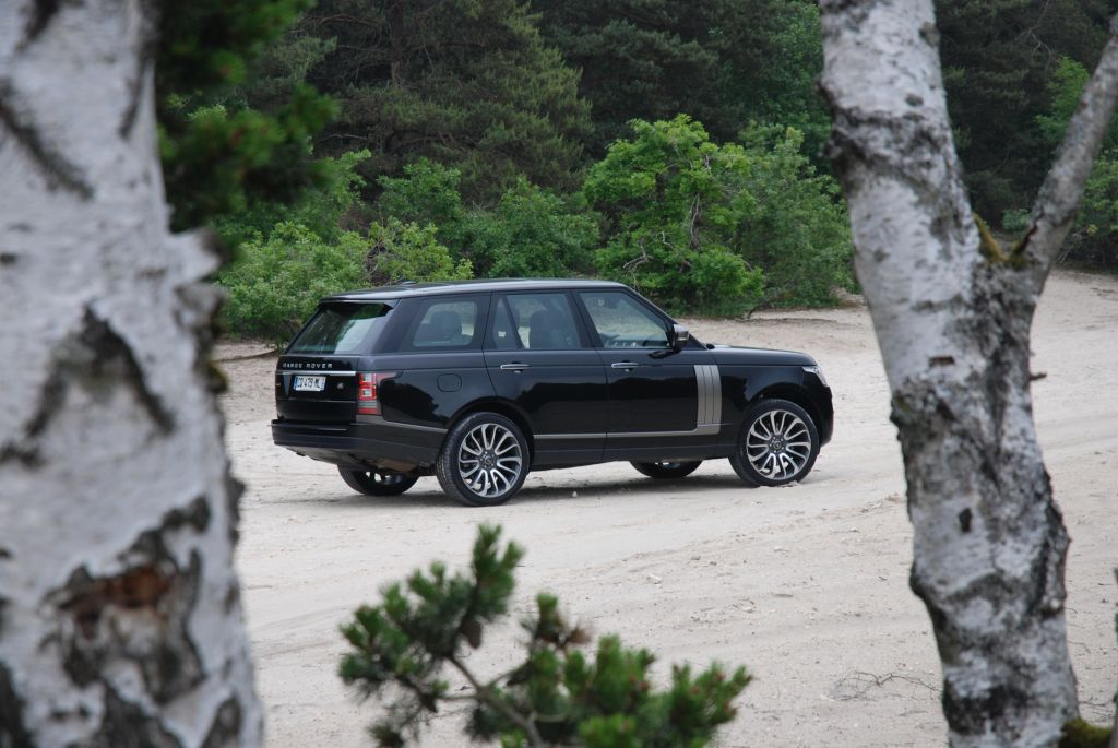 LAND ROVER RANGE ROVER (IV - L405) 5.0 V8 Supercharged 510 ch SUV 2013
