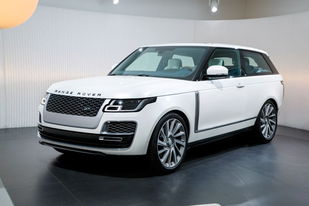 LAND ROVER RANGE ROVER SV COUPE  SUV 2018