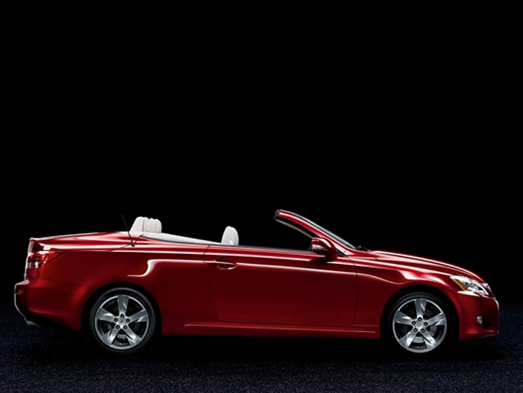 LEXUS IS (XE20) 250 cabriolet 2008