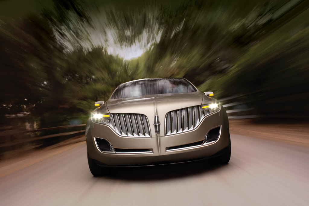 LINCOLN MKT Concept concept-car 2008