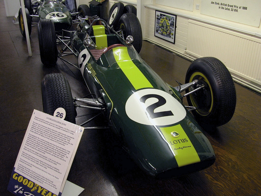 LOTUS CLIMAX 25