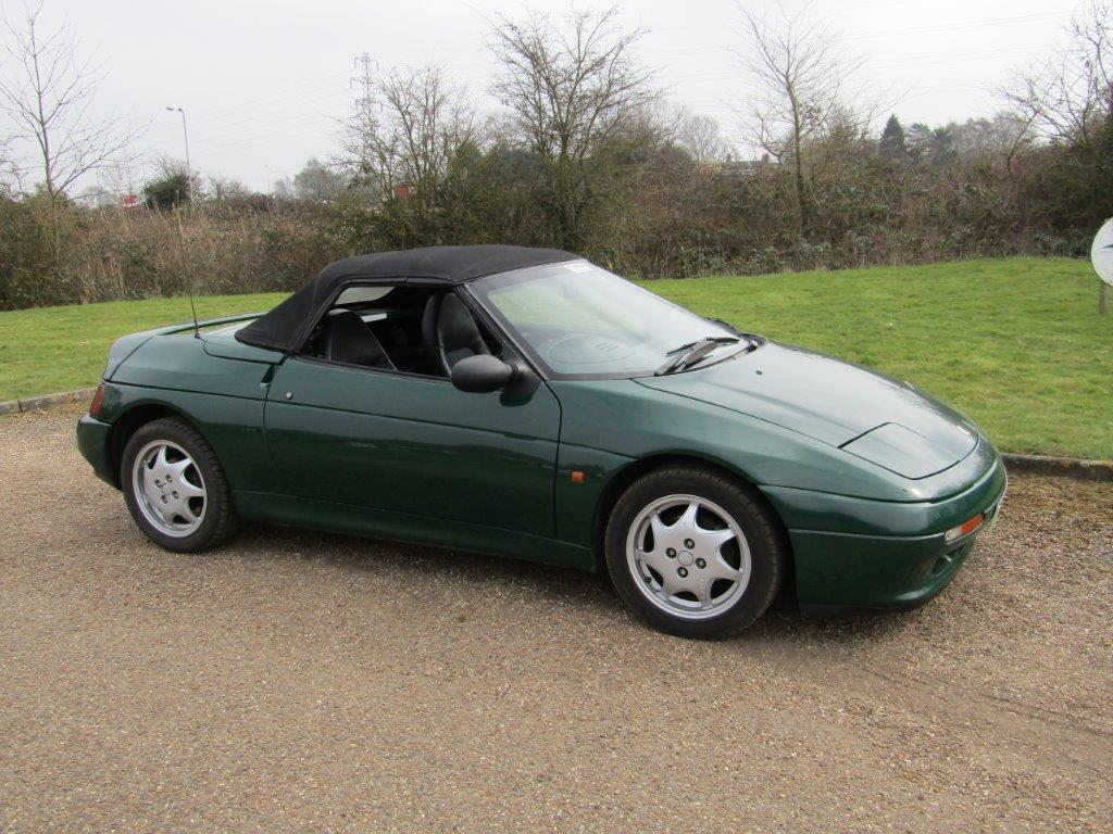 LOTUS ELAN M100 (Serie 1) coupé 1991