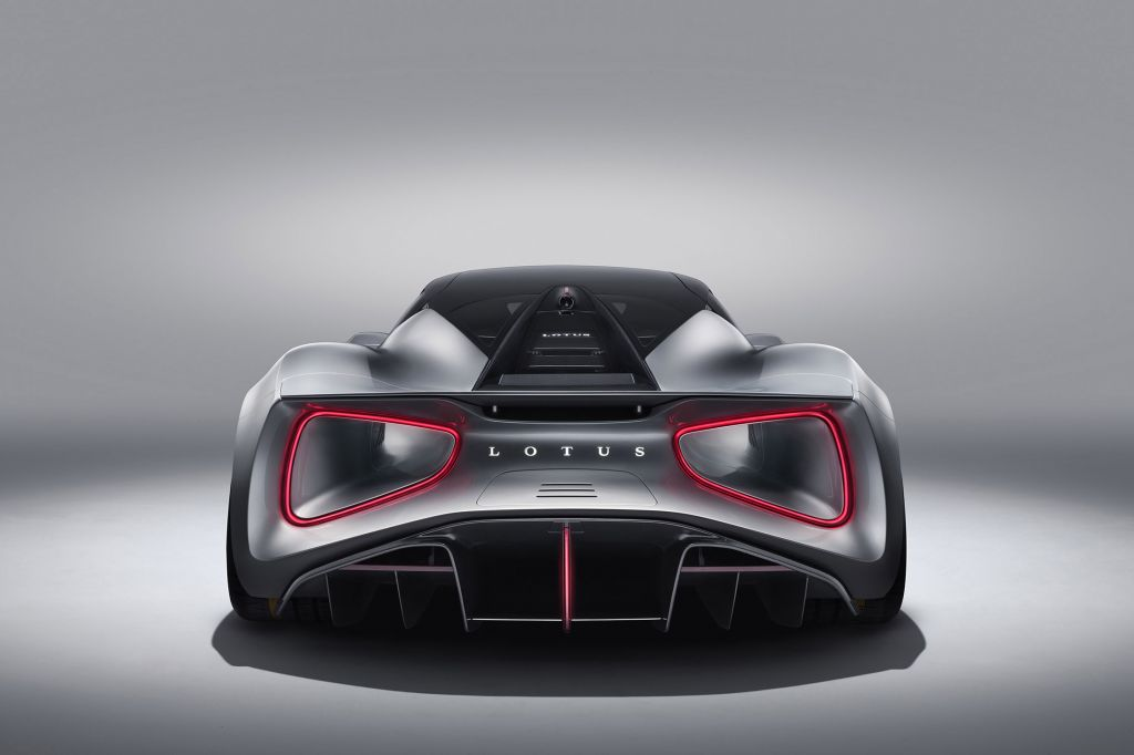LOTUS EVIJA  coupé 2019