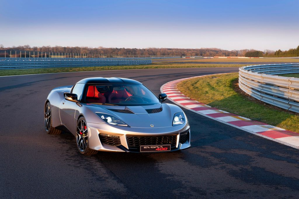 LOTUS EVORA 400 coupé 2015