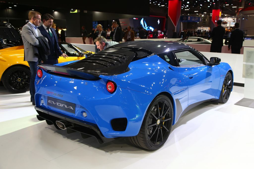LOTUS EVORA  coupé 2018