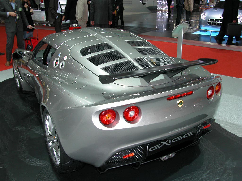 LOTUS EXIGE (Serie 2)  coupé 2004