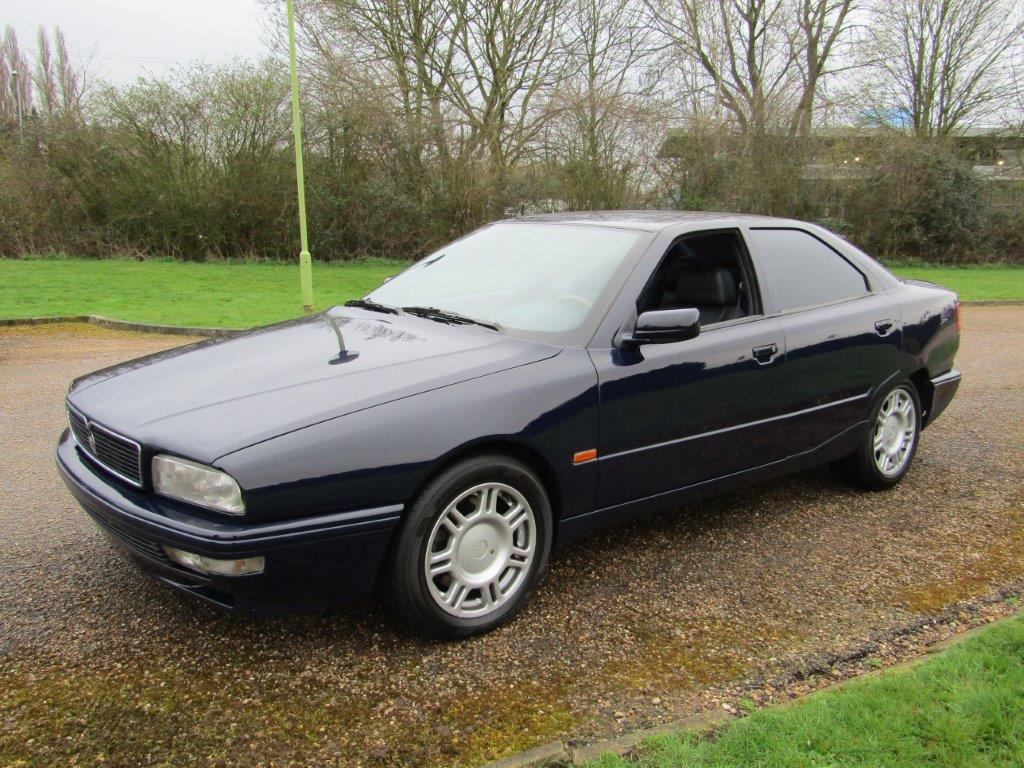 photo MASERATI QUATTROPORTE (IV) 2.8 V6 280ch coupé 1996 ...