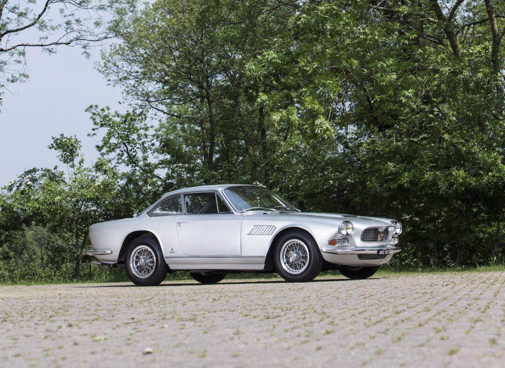 photo MASERATI SEBRING Serie II 3.7 coupé 1966 ...