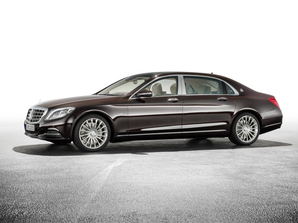 MAYBACH S 600  berline 2015