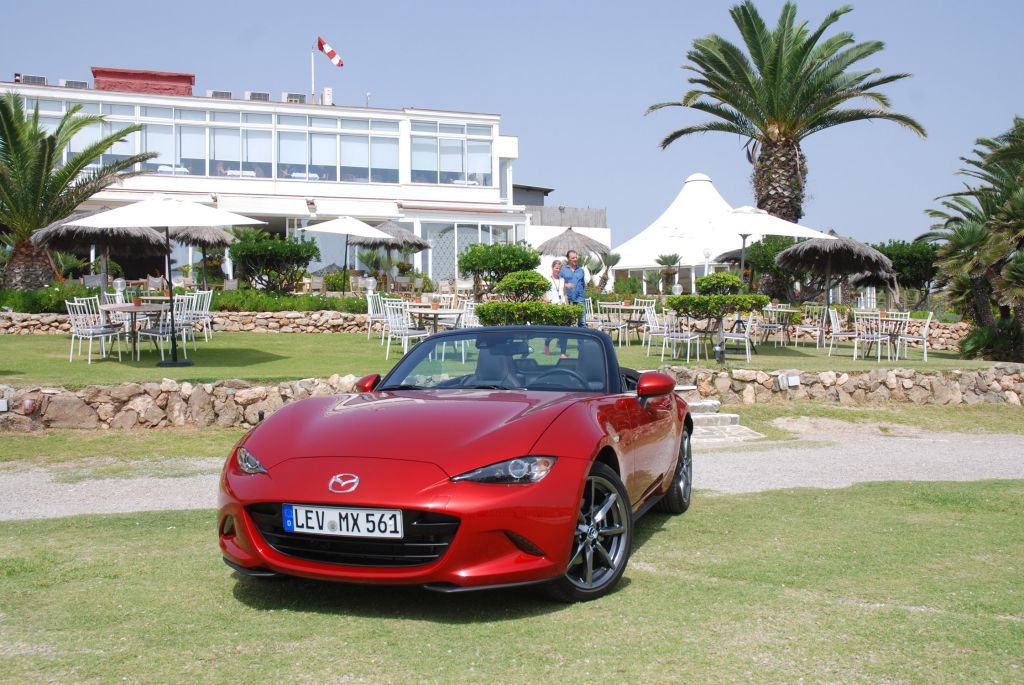 MAZDA MX-5 (ND) 2.0 160 ch cabriolet 2015