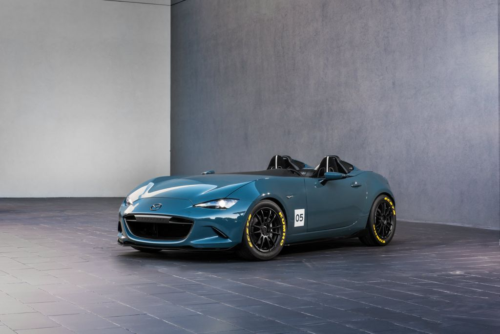 MAZDA MX-5 (ND)  concept-car 2015