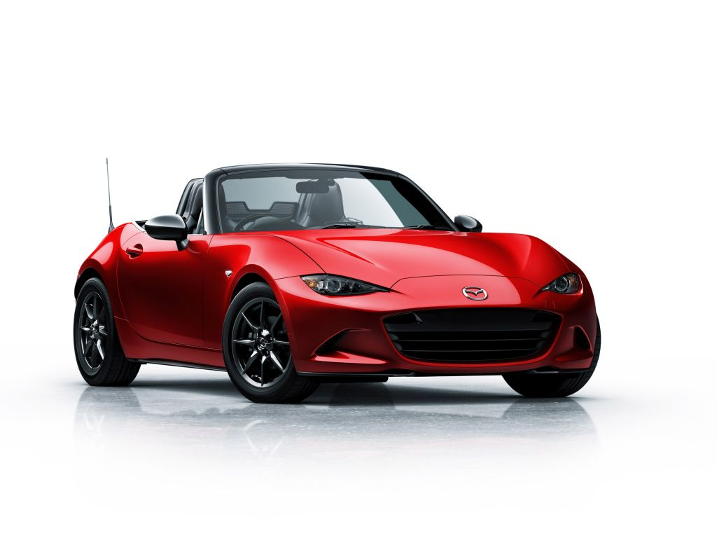 MAZDA MX-5 (ND)  cabriolet 2015