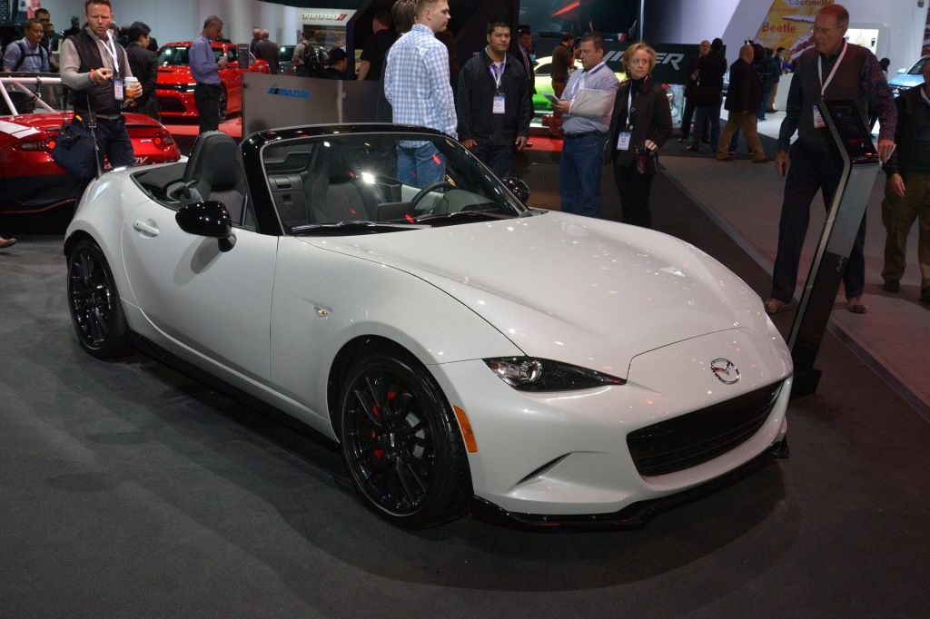 Mazda MX-5 Club Edition